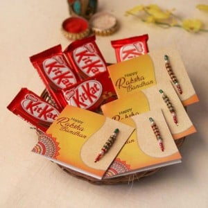 Joyous Rakhi Gift Combo