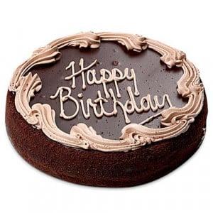 Happy Birthday Chocolate Cake 1kg