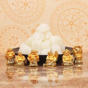 Joyful Buddhas