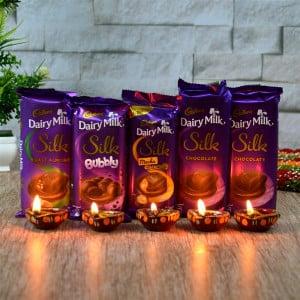Diwali Silk Hamper