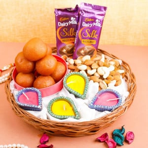 Yummy Sweets With Luck