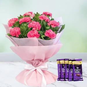 Flowers & Chocolates Online