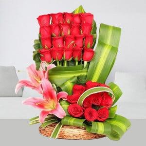 Roses bouqueut Online