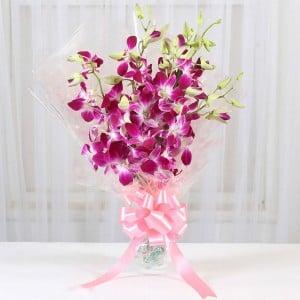 Orchid Bouquet Online