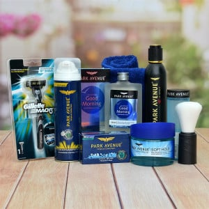 Fathers Day Grooming Hamper Online