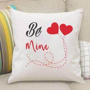 Be My Love Printed Cushion