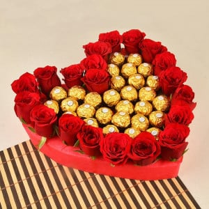 Heart shaped gifts online