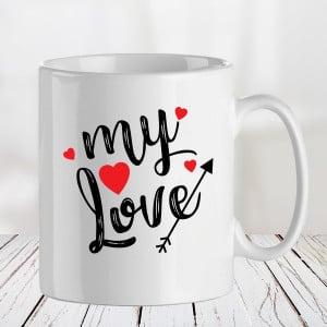 My Love Valentine Mug