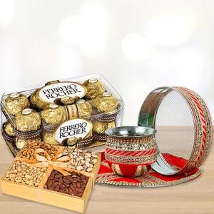Karwa Chauth Sweetness Overloaded