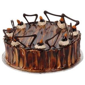 Coffee & Almond Cake 1 kg