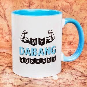 Dabang Husband Mug