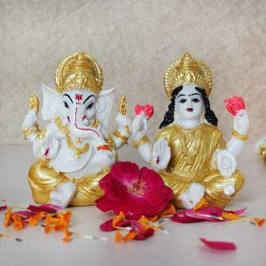 Laxmi Ganesha 4 Prosperity