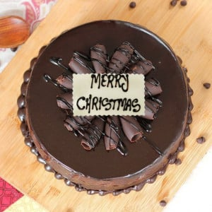 Chocolaty Xmas Delectation
