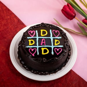 Cake For Father Surprise