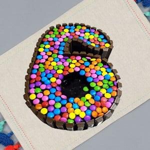 Kitkat special 6 Cake