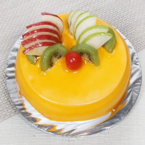 Amazing Fruit Cake