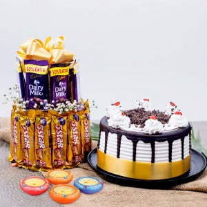 Diwali Sweetness Overloaded