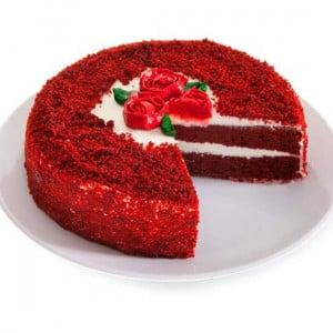 Red Velvet Cake Half Kg