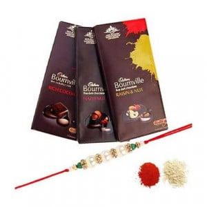 Chocolates N Rakhi