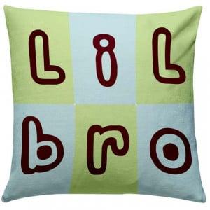 Little bro cushion