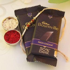 Bourneville Rakhi Love