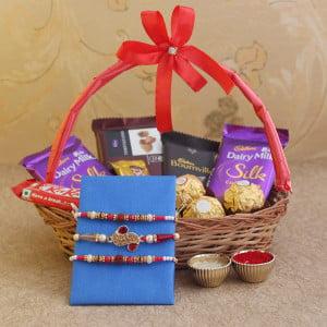 The Sweet Basket Surprise