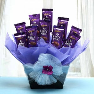 Dairy Milk Hamper