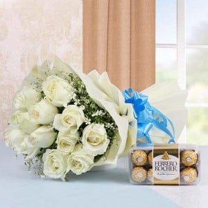 Flowers and Chocolates Online Delivery
