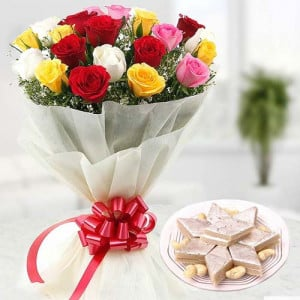 Karwa Chauth Flowers And Sweets Online
