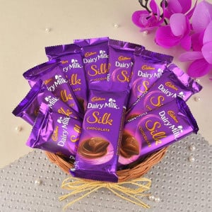 Buy Silk Chocolate Online