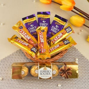 Chocolaty Romance Delight