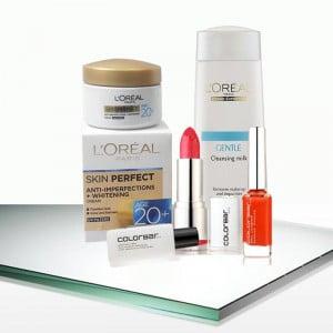 Loreal Beauty Kit Combo