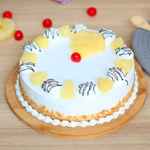 Abundant Pineapple Cake