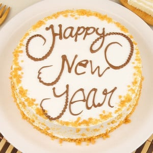 New Year Cake Online Delivery