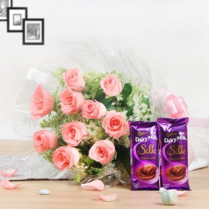Flowers and Chocolate Online