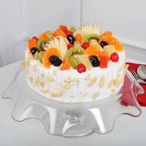 Effervescent Fruit Cake