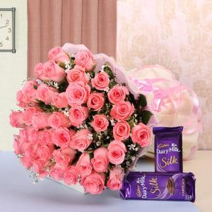 Silky Sweets N Romance