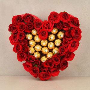 Heartshape Gifts online