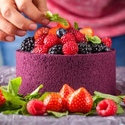 Strawberry Cake Online India