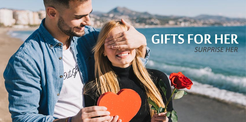 Online Gifts For Her India