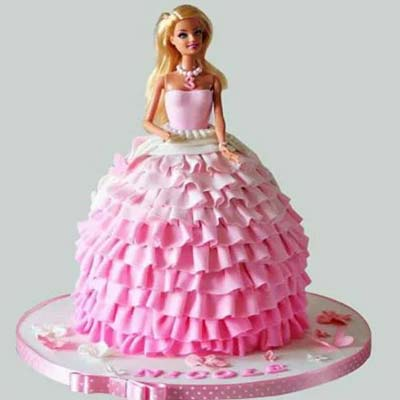 Barbie Cake Online Delivery