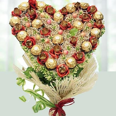 Online Chocolate Bouquet Delivery