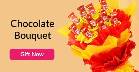 Chocolate Bouquet Online
