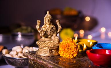 Diwali Lakshmi Ganesha idols Gifts