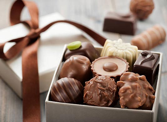 Online Chocolate Delivery