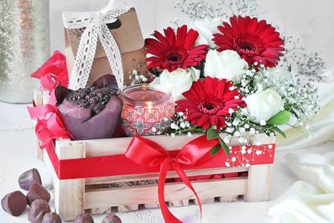 Fresh Flower Combo Gift Online