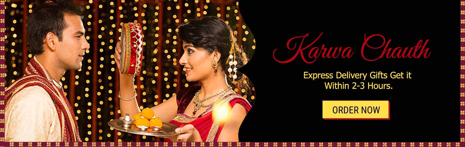 Karwa Chauth Express Gifts Online