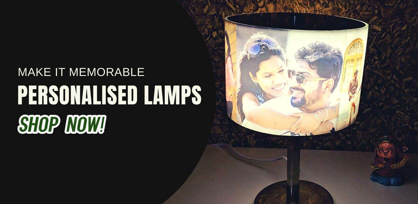 Personalized Lamps Online India