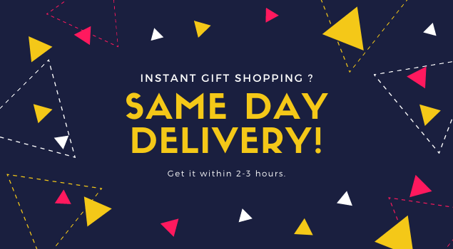same day delivery gifts online