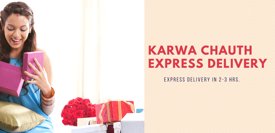 Karwa Chauth Express Delivery